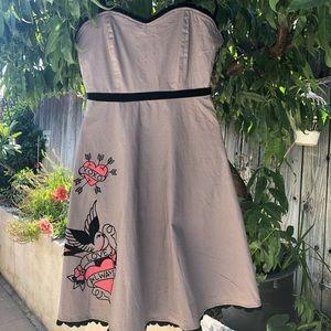 Sourpuss Dress
